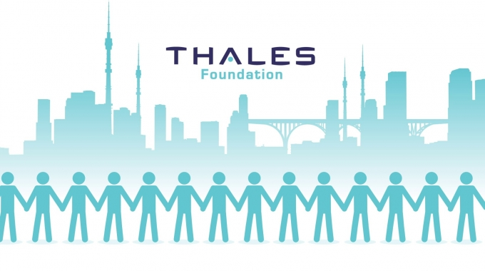 Thales Foundation: 2015 assessment of a first united year