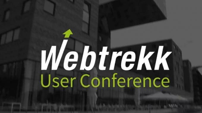 Webtrekk User Conference 2015