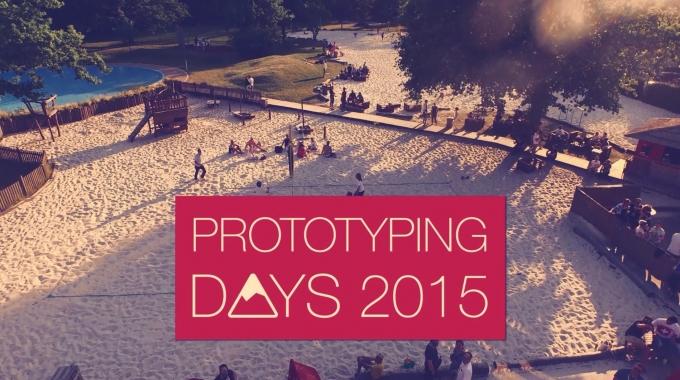 XING – als Arbeitgeber? Ein Blick hinter die Kulissen der Prototyping Days 2015