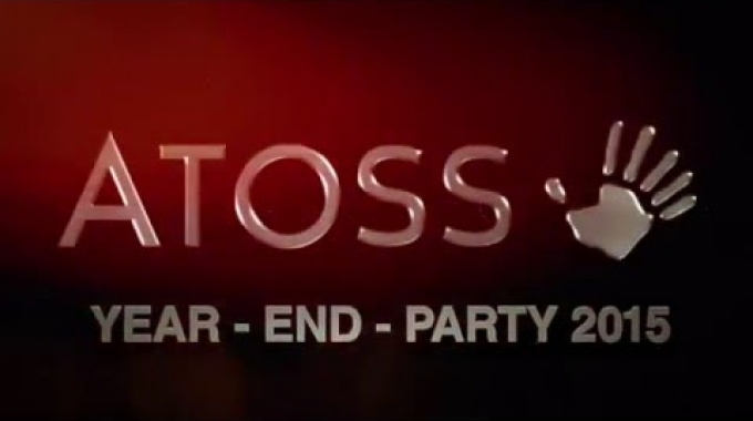ATOSS Year End Party 2015