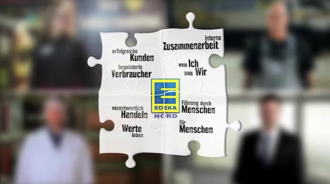 Gemeinsam mehr bewegen! - EDEKA Nord Imagefilm 2015