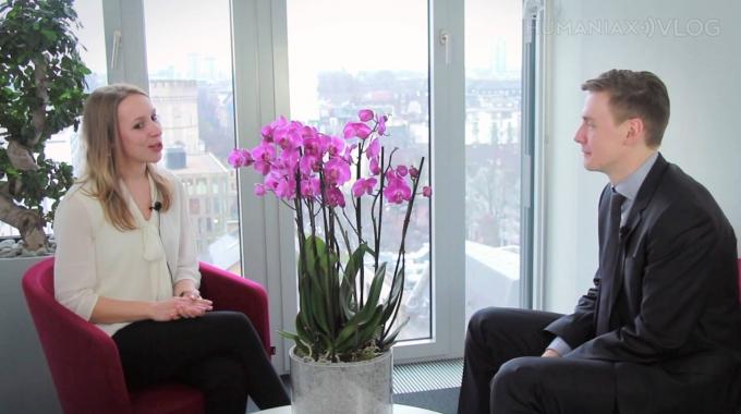 HUMANIAX Vlog - Interview mit Sebastian Hust von Talentcube