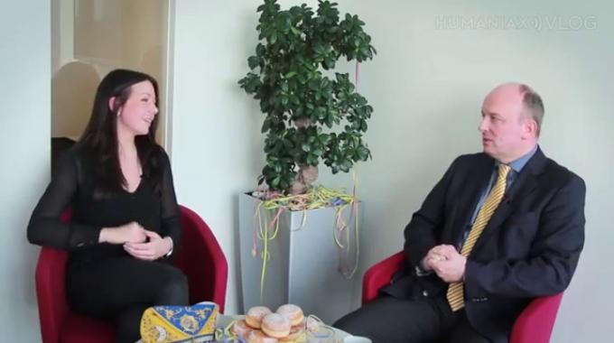 HUMANIAX Vlog - Interview mit Markus Wallpott (Kölner Event Werkstatt)