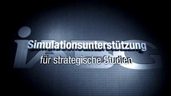 Simulationsunterstützung für strategische Studien