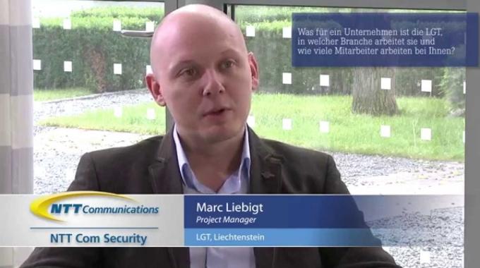Kundenbericht LGT, Liechtenstein