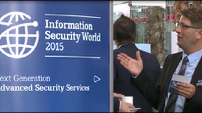 Information Security World 2015 präsentiert von NTT Com Security