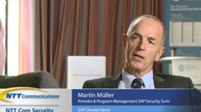 SAP investiert in mehr Sicherheit mit NTT Com Security als Trusted Advisor