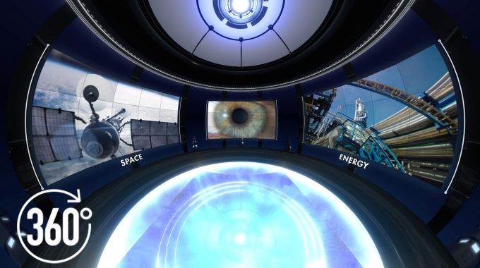 """Welcome to """"Thales's Reality"""" 360"""