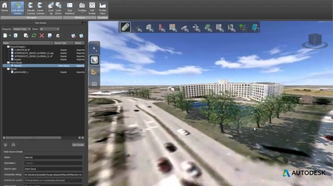 Photo on Autodesk ReCap 360: Create 3D Models in the Cloud