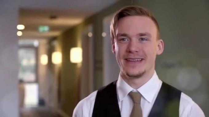 Ausbildung als Hotelfachmann bei Bilfinger HSG Facility Management