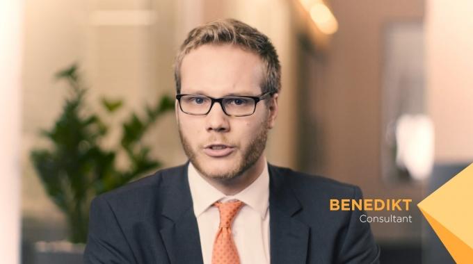 Infomotion Mitarbeiter Statement Benedikt