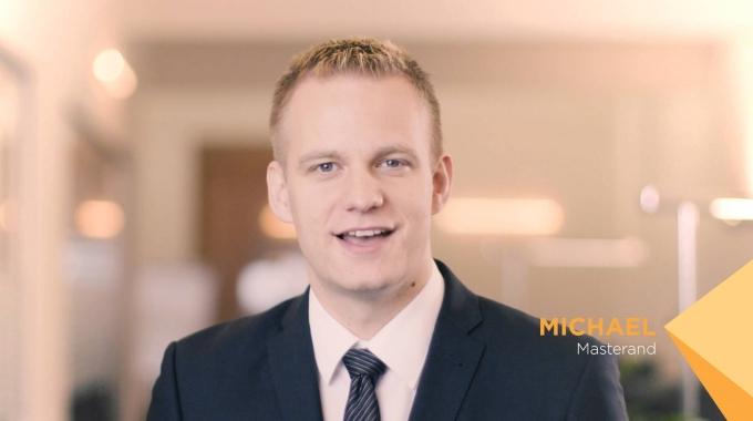 Infomotion Mitarbeiter Statement Michael