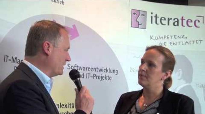 iteratec Kollegen: Wibke, Senior IT-Management Beraterin