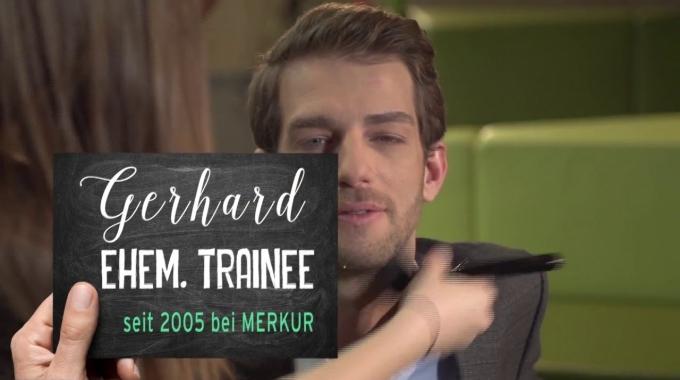 Erfolgsgeschichte Gerhard