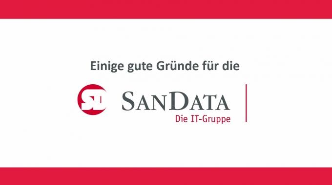 SanData IT-Gruppe Recruiting Film für Bewerber