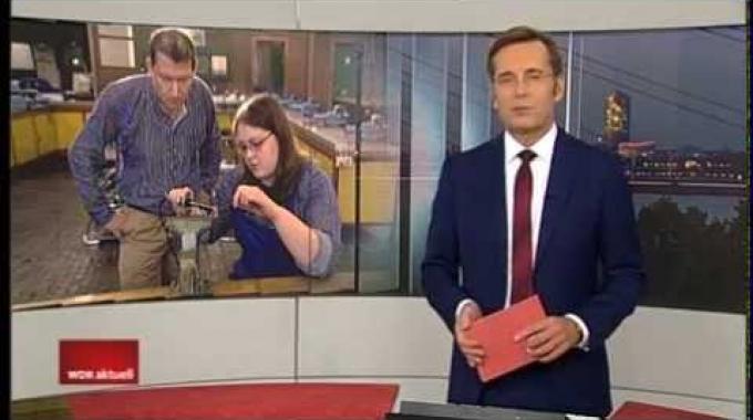 Ausbildung bei der TIMETOACT GROUP - Beitrag im WDR am 25.08.2014