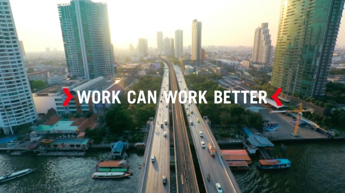 Work Can Work Better … With Xerox