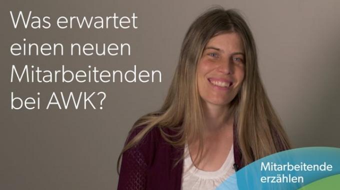 Was erwartet einen neuen Mitarbeitenden bei AWK?