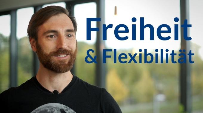 Freiheit & Flexibilität - Become an inovexpert