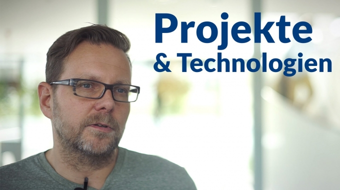 Projekte & Technologien - Become an inovexpert