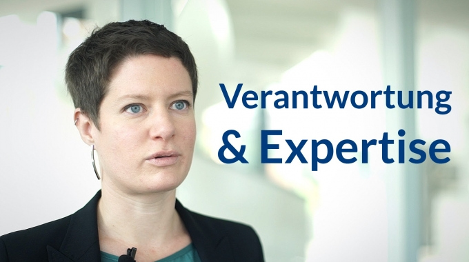 Verantwortung & Expertise - Become an inovexpert