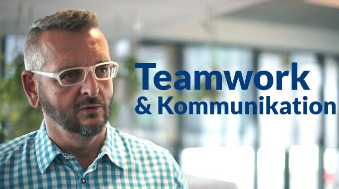 Teamwork & Kommunikation - Become an inovexpert