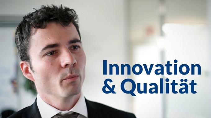 Innovation & Qualität - Become an inovexpert