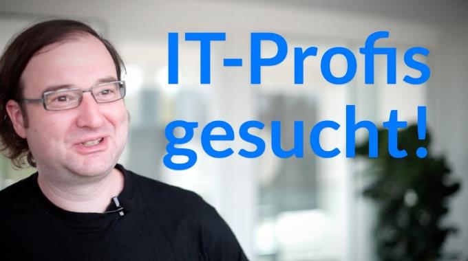 Unsere IT-Profis suchen neue Kollegen - Become an inovexpert!