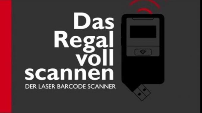 Bestellen per Barcode-Scanner