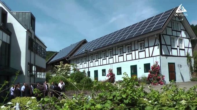 OPITZ CONSULTING im Portrait - Firmenstammsitz in Gummersbach