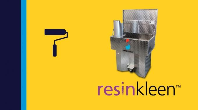 """""""Resinkleen M905"""" - die sichere Lösung zur Reinigung von Kunstharzen & GfK"""
