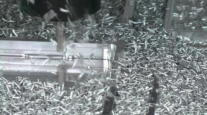 Bearbeitung mit DATRON CNC-Fräsmaschinen