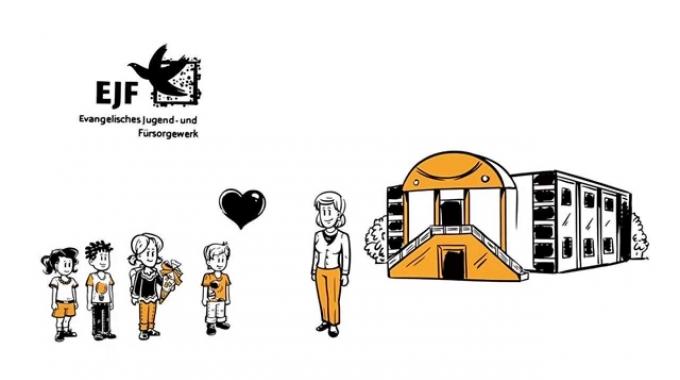 EJF Kindertagesstätten und Horte, Erklärvideo