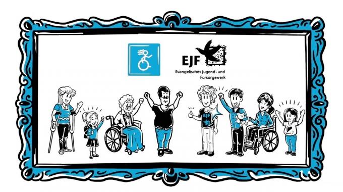 EJF Behindertenhilfe, Erklärvideo