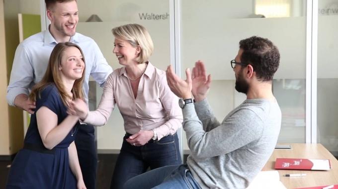 EOS Making-of Arbeitgebermarkenkampagne 2016