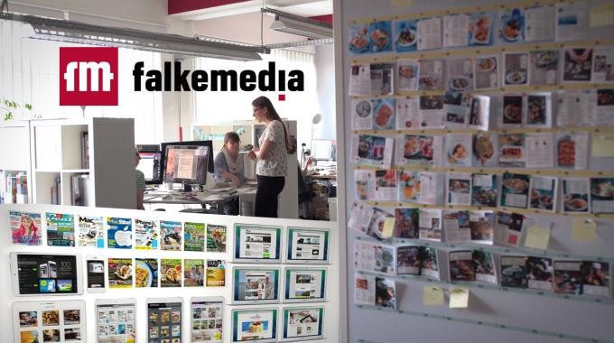 Die Welt von falkemedia - Ein kurzer Blick hinter die Kulissen