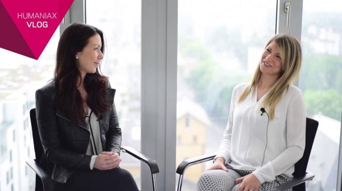 HUMANIAX Vlog - Interview mit Emilia Danz