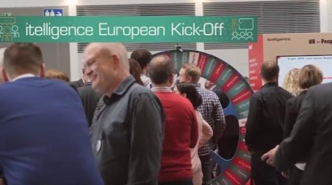 itelligence? itelligence! (Stimmen vom European Kick-Off 2016)