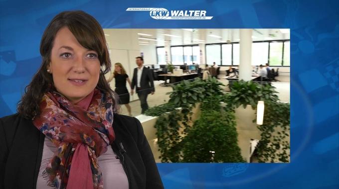 Transport Management - LKW WALTER