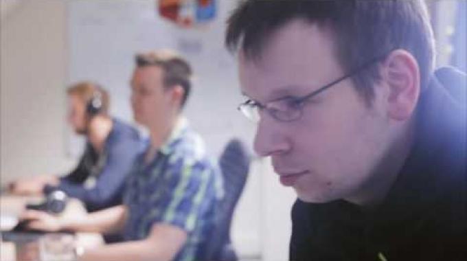 maxcluster Team Video