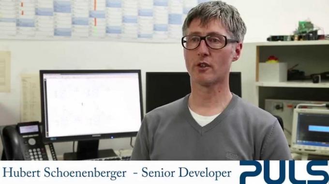 Senior Developer @ PULS