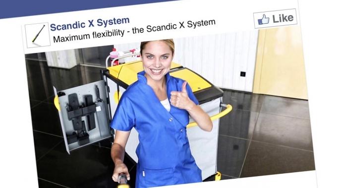 VERMOP Scandic X System