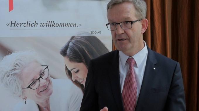 CEO Interview - BDO AG als Arbeitgeberin