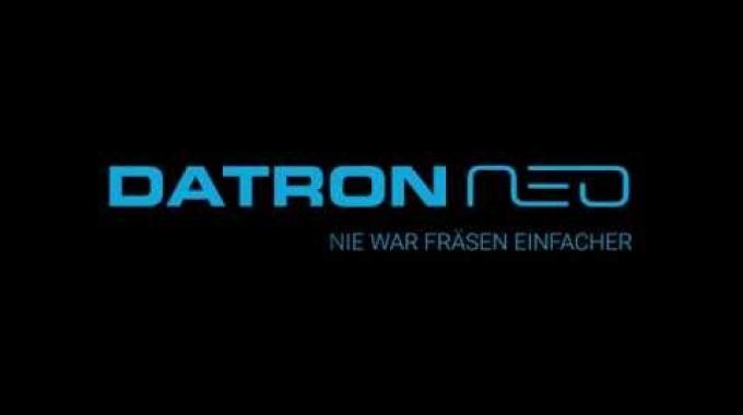 DATRON neo - Offizielles Produktvideo