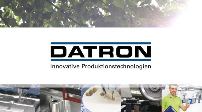 DATRON AG - Imagefilm 2015 (DE)