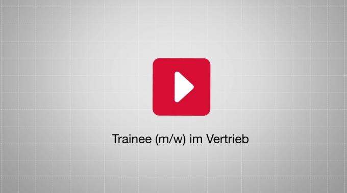 Trainee im Vertrieb bei Deutschlands Nr. 1 im Engineering