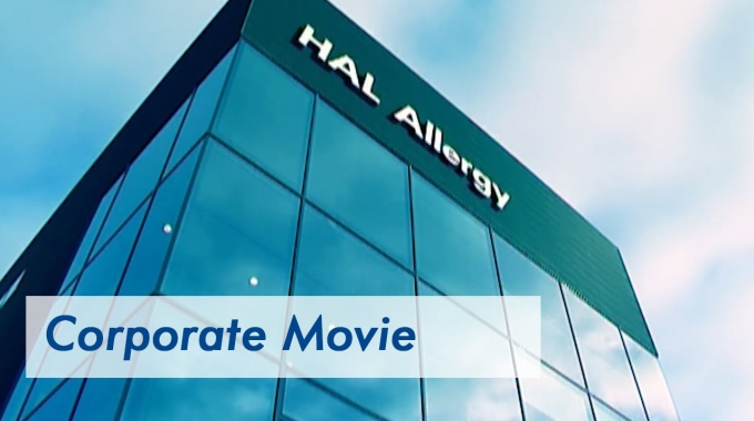 HAL Allergy Corporate Movie English