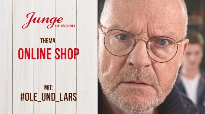 JUNGE | #OLE_UND_LARS - Online Shop