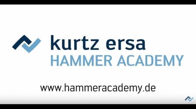 Kurtz Ersa HAMMER ACADEMY 2016