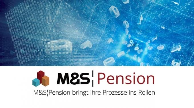 M&S|Pension bringt Ihre Prozesse ins Rollen